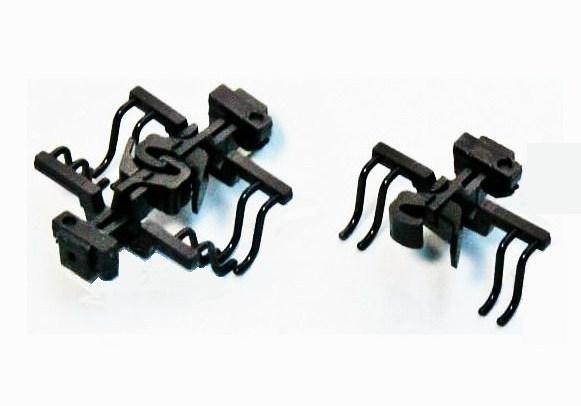 ☆カトー オプションパーツ☆ 海外 KATOカプラーN JP A 黒 11-721 オプションパーツ KATO Nゲージ ◆高品質 鉄道模型