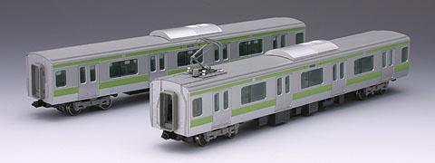 E231-500系通勤電車(山手線)2両増結セットC【TOMIX・HO-9005】「鉄道模型 HOゲージ トミックス