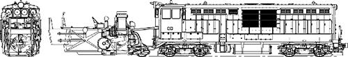 【HO】 国鉄DD14(M付)+側方投雪型前頭車【トラムウェイ・TW-DD14-SM】「鉄道模型 Nゲージ 蒸気機関車」