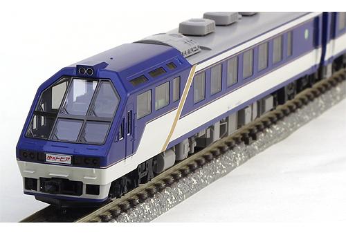 485系特急電車(キロ65形 ゆぅトピア和倉)7両セット【TOMIX・92787】「鉄道模型 Nゲージ トミックス」