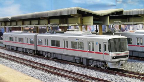 名鉄3150系3次車 増結2両編成セット 動力無しグリーンマックス・4676G鉄道模型 Nゲージ GREENMAXSzUpqMV