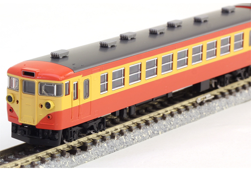 167系修学旅行用電車基本セット (4両)【TOMIX・92540】「鉄道模型 Nゲージ TOMIX」