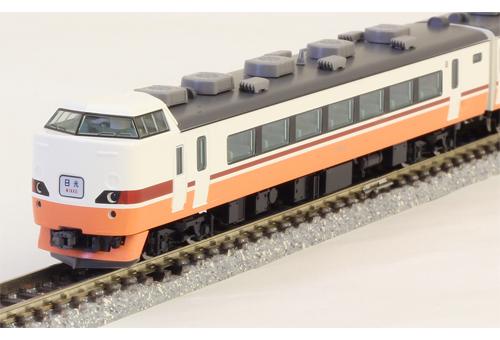 JR 189系電車(日光・きぬがわ) 6両セット【TOMIX・98901】「鉄道模型 Nゲージ トミックス」