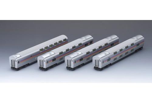 E26系カシオペア 4両増結セットA【TOMIX・HO-089】「鉄道模型 HOゲージ トミックス」