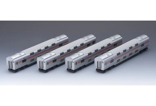 E26系カシオペア 4両増結セットB【TOMIX・HO-090】「鉄道模型 Nゲージ トミックス」