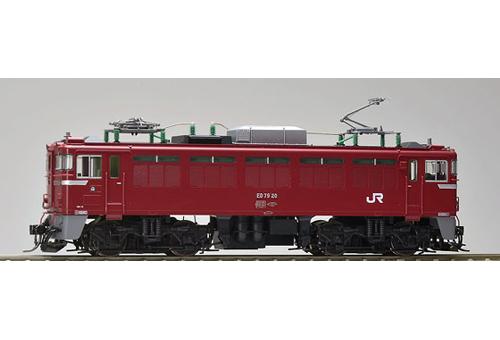 ED79-0 (シングルアームパンタグラフ搭載車)【TOMIX・HO-146】「鉄道模型 Nゲージ トミックス」