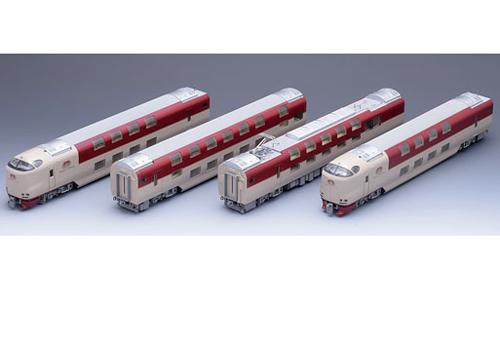 285系特急寝台電車(サンライズエクスプレス)4両基本セットB【TOMIX・HO-9002 トミックス」】「鉄道模型 HOゲージ HOゲージ トミックス」, 建材OFF:a7b5cd70 --- officewill.xsrv.jp
