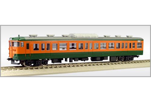 【真鍮製】クハ111-194-262(奇数向車) (完成品)【エンドウ・E171】「鉄道模型 HOゲージ 金属」