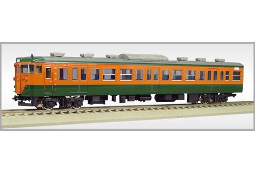 【真鍮製】クハ111-505-568(偶数向車)(完成品)【エンドウ・E172】「鉄道模型 HOゲージ 金属」