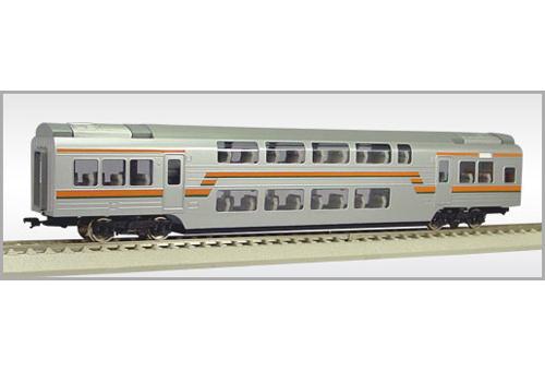 【真鍮製】サロ124-9-14・25-29  (完成品)【エンドウ・E178】「鉄道模型 HOゲージ 金属」