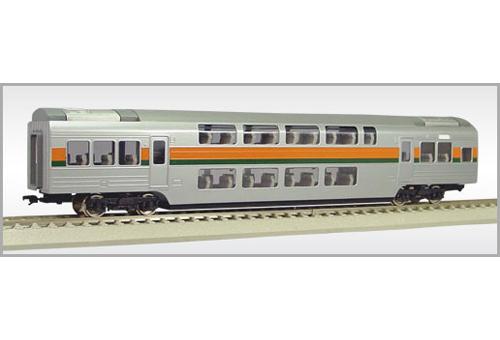 【真鍮製】サロ125  (完成品)【エンドウ・E179】「鉄道模型 HOゲージ 金属」