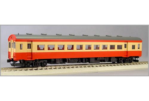 【真鍮製】キハ08 M付(初代キハ40)【エンドウ・D125】「鉄道模型 HOゲージ 金属」