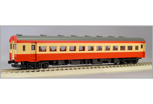 【真鍮製】キハ09   (初代キハ45)【エンドウ・D127】「鉄道模型 HOゲージ 金属」