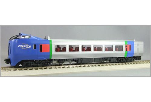 【真鍮製】キハ283奇数(釧路・函館向き) 【エンドウ・D801】「鉄道模型 HOゲージ 金属」