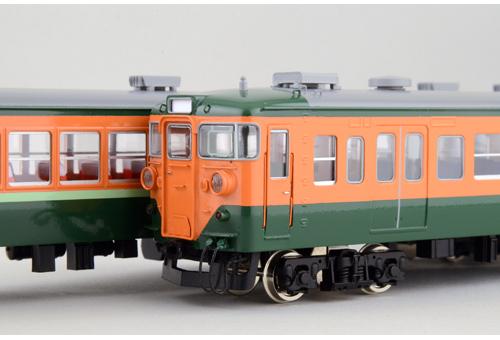 【真鍮製】サロ110-0 サロ153改造車 車体キット【カツミ・KTM-244】「鉄道模型 HOゲージ 金属」
