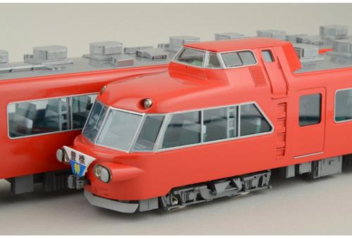 【真鍮製】名鉄7500系 基本4両セット 【カツミ・KTM-266】「鉄道模型 HOゲージ 金属」
