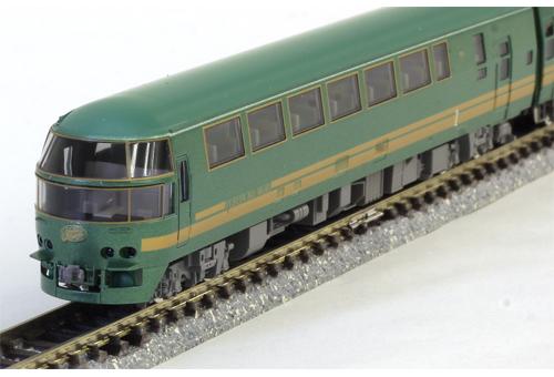 キハ71系(ゆふいんの森I世・更新後)セット(4両)【TOMIX・92310】「鉄道模型 Nゲージ TOMIX」