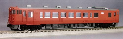 【真鍮製】キハ40系気動車 暖地用 キハ48-0 M(完成品)【エンドウ・D405】「鉄道模型 HOゲージ 金属」