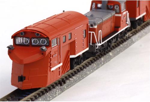 DD16 304 ラッセル式除雪車 3両編成セット【KATO・10-1127】「鉄道模型 Nゲージ カトー」