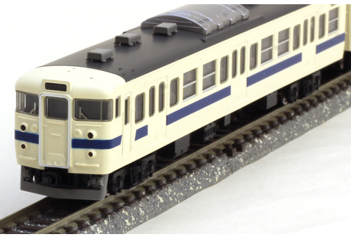 415系近郊電車(常磐線) 基本7両セットA【TOMIX・92884】「鉄道模型 Nゲージ トミックス」