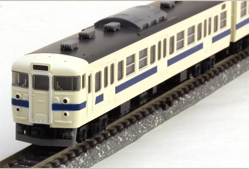 415系近郊電車(常磐線) 基本4両セットB【TOMIX・92885】「鉄道模型 Nゲージ トミックス」