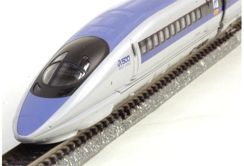 限定 500-7000系山陽新幹線(プラレールカー) 8両セット【TOMIX・98935】「鉄道模型 Nゲージ トミックス」