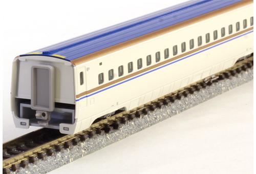 E7系北陸新幹線「かがやき」 6両増結セットB【KATO・10-1266】「鉄道模型 Nゲージ カトー」