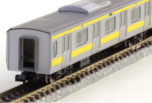 E231-500系通勤電車(総武線)4両増結セット【TOMIX・92890】「鉄道模型 Nゲージ トミックス」