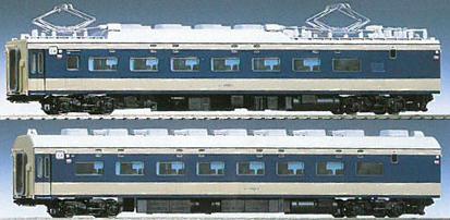 超安い品質 583系特急寝台電車 2両増結 Tセット【TOMIX・HO-021】「鉄道模型 HOゲージ トミックス」, 鋸南町 7b6d50de