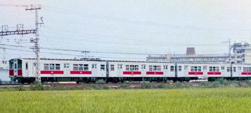 大阪市交通局60系・非冷房・側面赤帯 5両セット【マイクロエース・A8091】「鉄道模型 Nゲージ MICROACE」