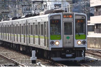 都営新宿線10-000形・スカート付 8両セット【マイクロエース・A9973】「鉄道模型 Nゲージ MICROACE」