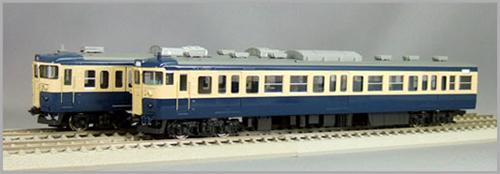 サロ165-14【エンドウ・E329】「鉄道模型 HOゲージ 金属」
