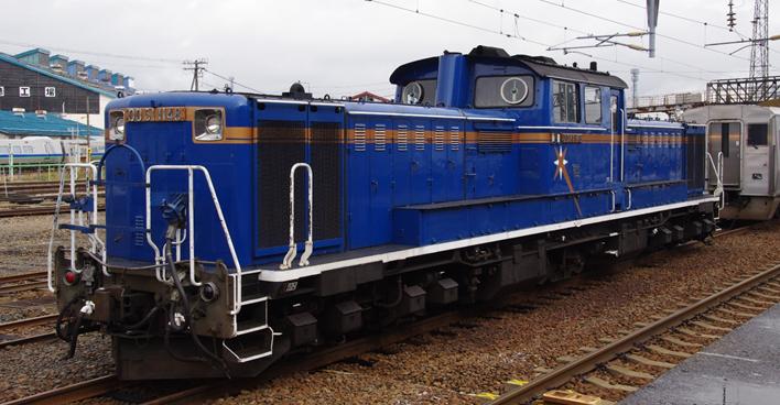 DD51-1000(JR北海道色・PS)【TOMIX・HO-232】「鉄道模型 HOゲージ トミックス」
