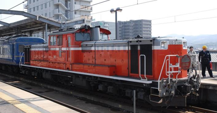 DD51-1000(暖地型・PS)【TOMIX・HO-233】「鉄道模型 HOゲージ トミックス」