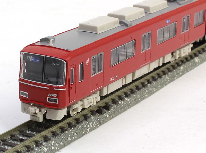 名鉄3100系 2次車 グレードア 基本2両編成セット(動力付き) 【グリーンマックス・50533】「鉄道模型 Nゲージ GREENMAX」