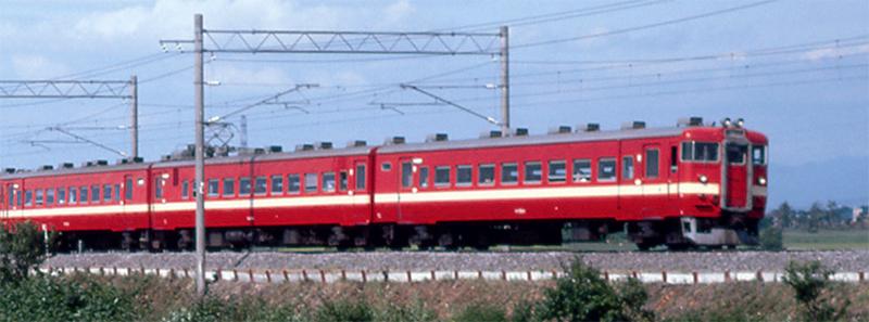 711系-100・200・新塗装・非冷房・急行かむい 6両セット 【マイクロエース・A3871】「鉄道模型 Nゲージ MICROACE」