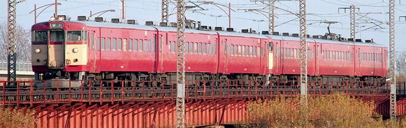 711系-100・200・復活塗装 S-110+114編成 6両セット 【マイクロエース・A7340】「鉄道模型 Nゲージ MICROACE」