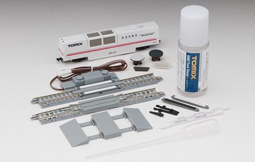 マルチクリーニングシステムセットPC(F)【TOMIX・6443】「鉄道模型 Nゲージ トミックス」