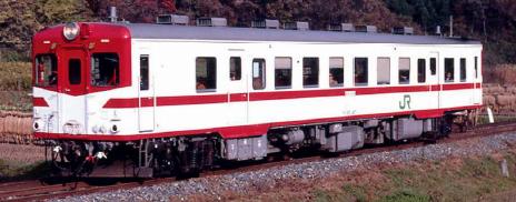 キハ52-126 盛岡車両センター・盛岡色 【マイクロ・H-5-010】「鉄道模型 HOゲージ」