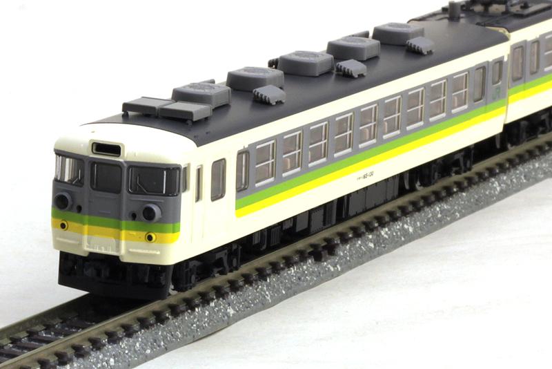 165系電車(ムーンライトえちご・M5・M6編成)6両セット【TOMIX・92888】「鉄道模型 Nゲージ トミックス」