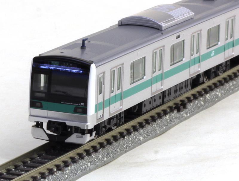 E233 2000系通勤電車 4両基本セット【TOMIX・92571】「鉄道模型 Nゲージ トミックス」