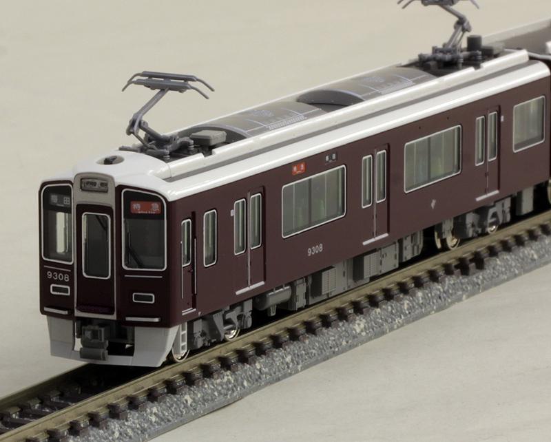 阪急電鉄9300系 基本セット(4両)【KATO・10-1278】「鉄道模型 Nゲージ カトー」