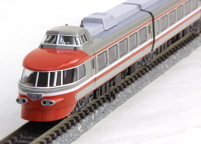 小田急ロマンスカー・NSE(3100形)冷房増設タイプ 11両セット【KATO・10-1284】「鉄道模型 Nゲージ カトー」