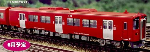 JR九州キハ200形(100/1100番台・大分車) 基本2両編成セット(動力付き) 【グリーンマックス・30524】「鉄道模型 Nゲージ GREENMAX」