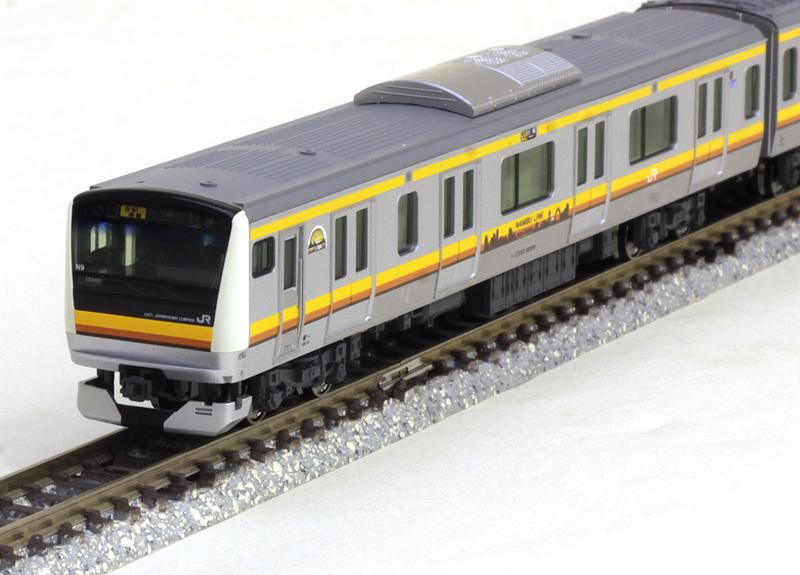 E233系8000番台 南武線 6両セット 【KATO・10-1340】「鉄道模型 Nゲージ カトー」