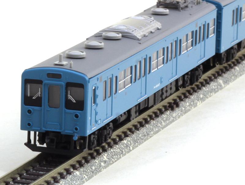 105系-500 和歌山線 青緑色 4両セット【マイクロエース・A0788】「鉄道模型 Nゲージ MICROACE」