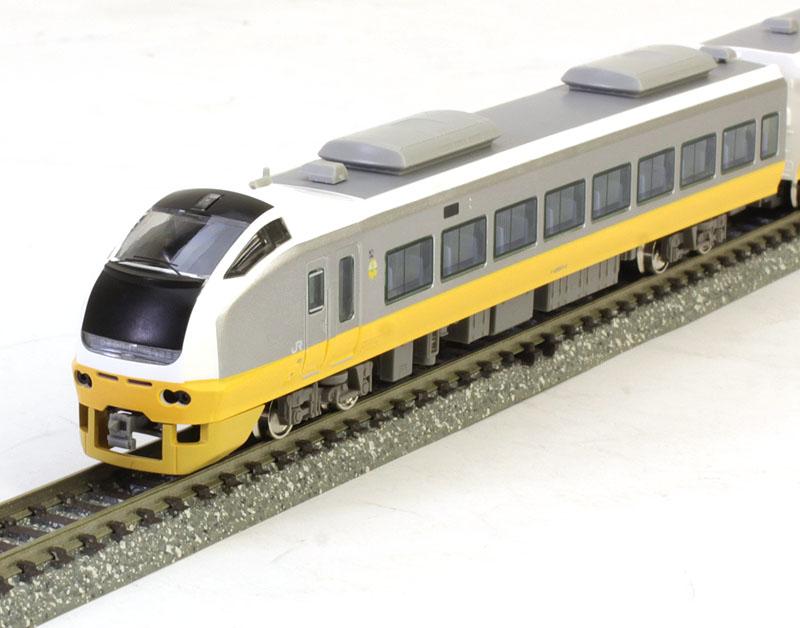 E653系(フレッシュひたち・黄)7両編成セット(動力無し)【グリーンマックス・30537】「鉄道模型 Nゲージ GREENMAX」