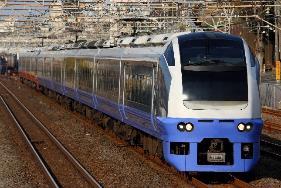 E653系(フレッシュひたち・青)7両編成セット(動力無し)【グリーンマックス・30541】「鉄道模型 Nゲージ GREENMAX」
