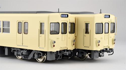 東武2000系 A基本4両セット キット 【カツミ・KTM-311】「鉄道模型 HOゲージ」