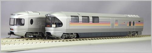 E26系「カシオペア」基本6輌セット【エンドウ・PS022】「鉄道模型 HOゲージ」